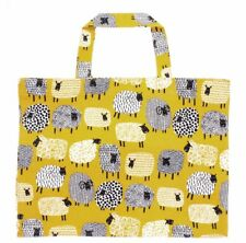 Dotty Sheep Large Canvas Shopping Bag by Ulster Weavers