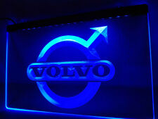 "Volvo 12"" x 8"" Led Neon Sign"