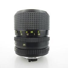 Für Pentax K Rikenon P Zoom 3.5-4.5 35-70mm Macro Objektiv / lens
