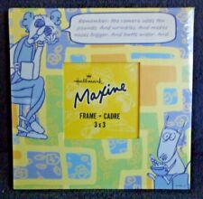 Maxine Frame - Hallmark - Pre-owned, New in Shrink Wrap
