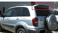 TOYOTA RAV4 RAV-4 3 AND 5 PORTE 2000 - 2005 SPOILER ROOF POSTERIORE NEW