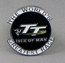Isle of Man TT Pin Badge