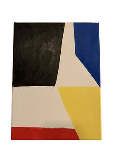 Primary | Abstract Painting
