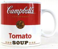 1 Ct Campbell's Condensed Tomato Soup Dishwasher Microwave & Freezer Safe Mug