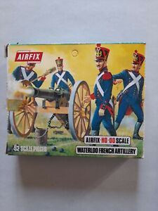 Airfix Waterloo French Artillery HO/OO scale