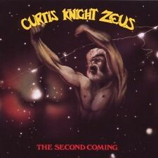 """Curtis Knight Zeus:  """"The Second Coming"""" + Bonustrack (CD Reissue)"""