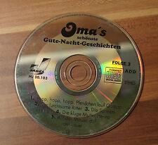 CD Oma´s schönste Gute-Nacht-Geschichten Folge3 Hopp hopp pfredchen lauf galopp