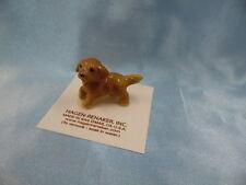 Hagen Renaker Dog Golden Retriever Pup Figurine Miniature Very CUTE!!