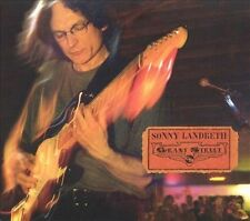 SONNY LANDRETH - Grant Street - CD ** Very Good condition **