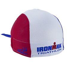 Headsweats Ironman Classic Triathlon/Running/Cycling Skull Cap/Hat/Scrub *NEW*
