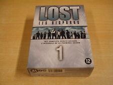 7-DVD BOX / LOST / LES DISPARUS - HET COMPLETE EERSTE SEIZOEN
