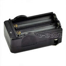2-slot Smart Charger for 18650 / Ultrafire Protected Rechargeable Battery
