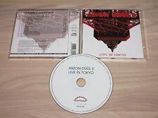 AMON DÜÜL DUUL II CD - LIVE IN TOKYO in MINT
