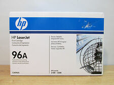 HP LASERJET 96A 2100 2200 C4096A PRINT CARTRIDGE NEW SEALED