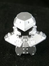 LEGO MINIFIGURE ARMOR ~ Silver Upper Body Armor from Ultra Agents Tremor Set NEW
