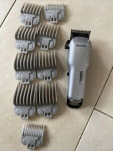 Andis Cordless USProLi With Guards