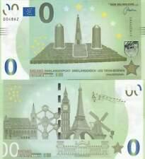 Biljet billet zero 0 Euro Memo - Drielandenpunt Vaalserberg (030)