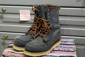 Red Wing 8125 Blueberry Muleskinner 9D