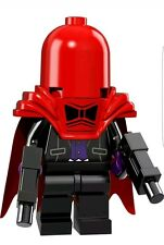 New Lego The Batman Movie The Red Hood Minifigure Jason Todd ? Joker?