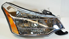 FORD OEM 08-11 Focus-Headlight Assembly 8S4Z13008E