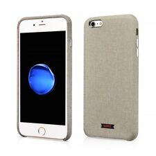 iPhone 6 Plus/ 6S Plus Simple Fabric Back cover Erudition Se Gris