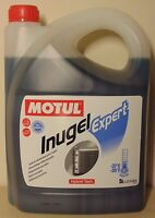 Motul Inugel Expert Pre-Mixed Engine Coolant 5L for Nissan Honda Fiat Toyota BMW