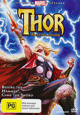 Thor - Tales Of Asgard (DVD, 2011)
