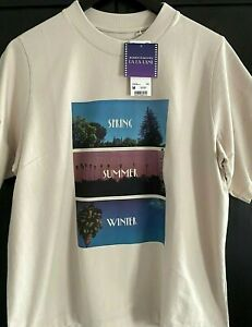 Rare NEW + TAGS Limited Edition Uniqlo x Women in Movies La La Land T Shirt