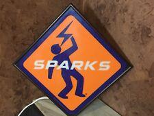 Sparks Energy Drink Bar Light - Rare