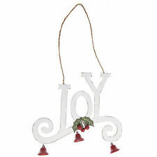 White Christmas Plaque/Sign