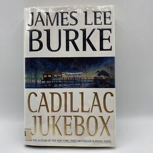 CADILLAC JUKEBOX by James Lee Burke - HC DJ - SIGNED 1st Edition
