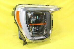 🌨21 Ford F150 King Lariat Limited Platinum Right Passenger Headlight OEM *1 TAB