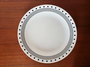 """CORELLE VITRELLE CORNING - CITY BLOCK - DINNER PLATE - 10.25"""" - USA"""