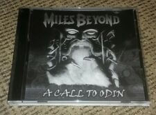 MILES BEYOND hair metal indie CD album A CALL TO ODIN band promo EP Toledo Ohio