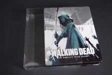 15x 3/4 Slipcase Schutzhüllen Protection für Blu-Ray Jumbo Steelbook 3-seitig