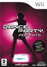 Dance Party Pop Hits Wii
