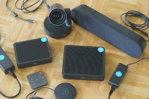 Logitech Rally ConferenceCam System - Schwarz Kamera wird nicht erkannt