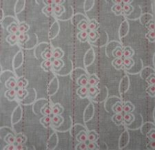DESIGNERS GUILD St. Mawes Carharrack Tan/red 100% Cotton new remnant