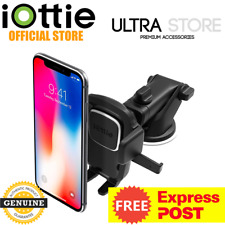 iOttie Easy One Touch 4 HLCRIO125 Dash and Windshield Car Mount Holder - Black