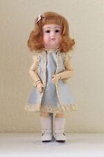 SCHMITT  et Fils   24 cm   9,6 Inch  Poupée Ancienne Reproduction Antique doll