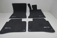 New Genuine Mercedes AMG velour floor mats set 4-piece S class LONG W222 RHD