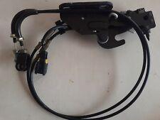 PEUGEOT 206 CC Système de verrouillage contacteur gauche du coffre (version 2)