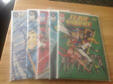 Flash Gordon 2-6, 1988, Dc Comics, Vf+