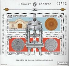 Uruguay block65 unmounted mint / never hinged 1994 State Mint