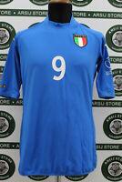 Maglia calcio ITALIA INZAGHI TG XL 2002 shirt trikot maillot jersey camiseta