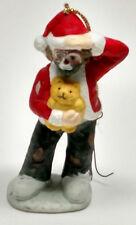 Emmett Kelly Christmas Ornament by Flambro