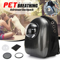 Pet Dog Cat Astronaut Bag Carrier Breath Capsule BackPack Puppy Travel Crates