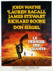 Affiche 120x160cm LE DERNIER DES GÉANTS (THE SHOOTIST) 1976 John Wayne #