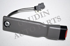 FORD OEM 99-00 F-350 Super Duty Front Seat Belt-Buckle Left F81Z2561203JJJ