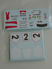 "Ferrari 312 T2 Clay Regazzoni "" Figure + Car Decals "" 1976 1/18 for Elite"